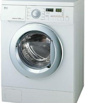 LG 7kg/4kg Washer Dryer Combo WD1433RD