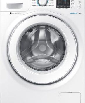 Samsung 7.5kg Front Load Washing Machine WW75H5240EW