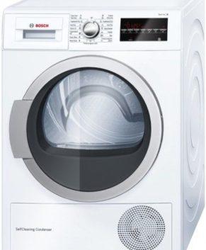 Bosch 8KG series 6 Heat pump dryer WTW85460AU