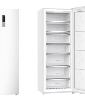 Chiq Upright Freezer CSH431WL