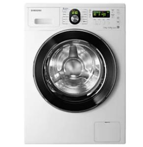 Samsung 7.5kg/4kg washer/dryer combo WD8704EJA
