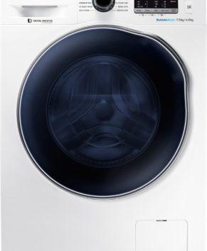 Samsung 7.5kg 4kg Front Load Samsung Washing Machine WD75J5410AW