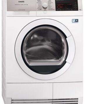 AEG PROTEX 8kg SEries 9 heat Pump Dryer
