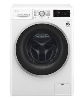 LG 7.5kg/4kg Washer Dryer Combo WDC1475NCW