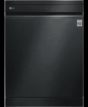 LG QuadWash Matte Black TrueSteam Dishwasher XD3A25MB