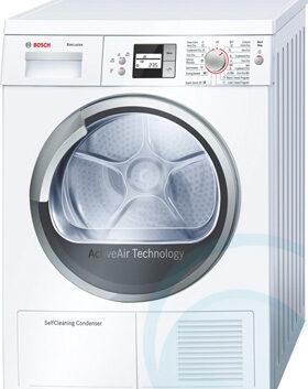 Bosch 6.5kg HEAT PUMP  Dryer WTW86561AU
