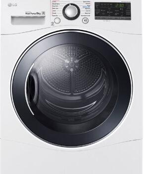 LG 8kg Heat Pump Dryer TD-H802SJW
