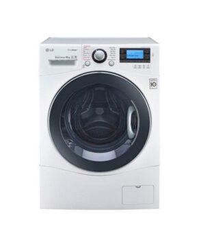 LG  10kg Front Load Washing Machine w/TrueSteam WD1410SBW