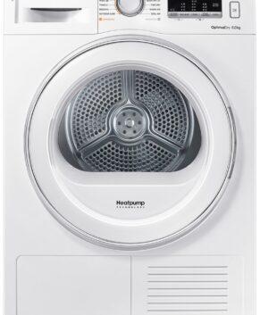 Samsung 8kg Heat Pump Dryer 7 Stars Energy rating  DV80M5010IW