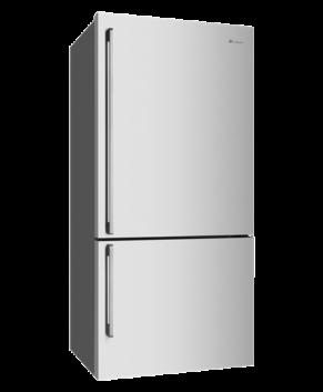 WestingHouse 528L Stainless steel bottom mount fridge WBE5304SB