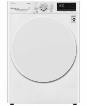 LG 8Kg Heat Pump Dryer with Inverter Control DVH45-08W